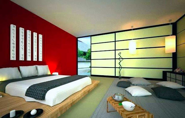 Modern Japanese Bedroom Decor Ideas For Your Home
