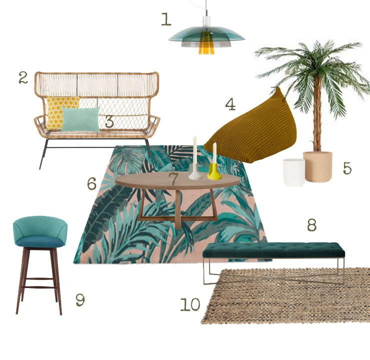 wish list deco veranda made.com