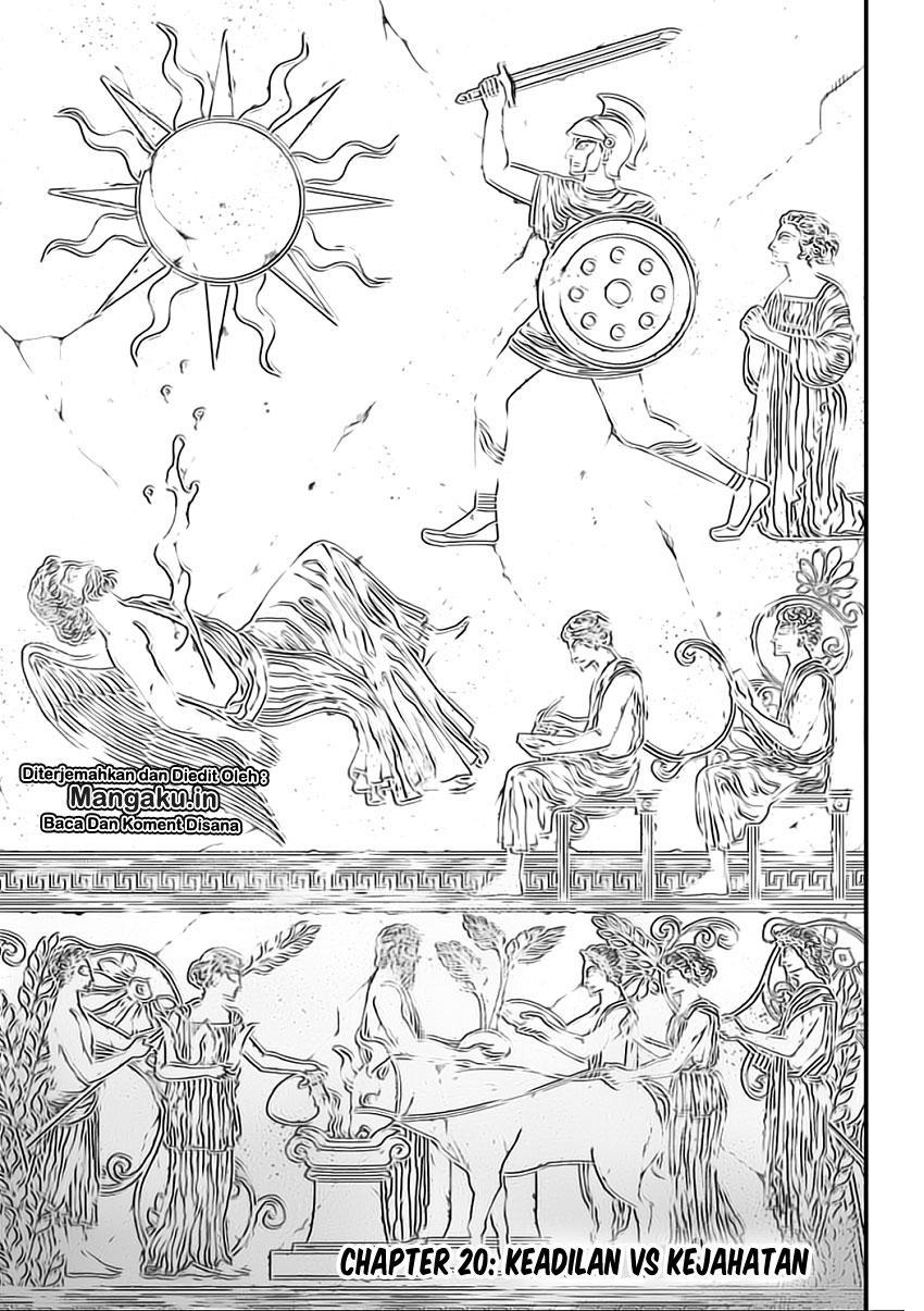 Shuumatsu no Valkyrie: Chapter 20 - Page 3