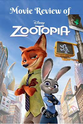 Disney Zootopia Movie Review