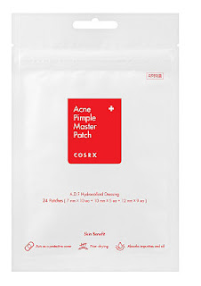 cosrx pimple patch, face masks for acne