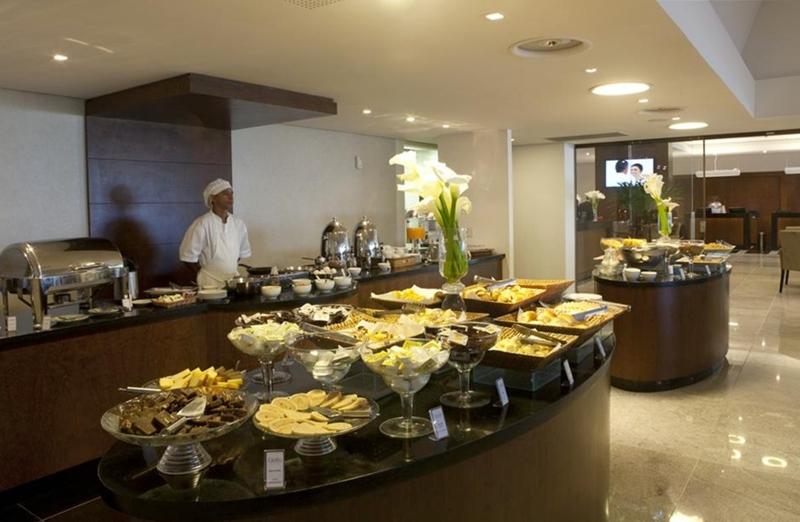 Hotel cinco estrelas em Recife