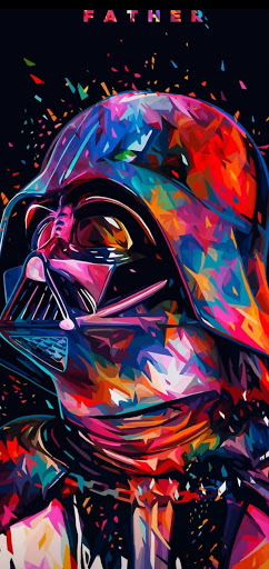 Cartoon wallpapers for android smartphones