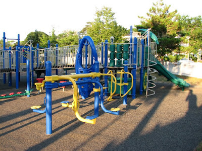 West Dennis Graded School Play Area