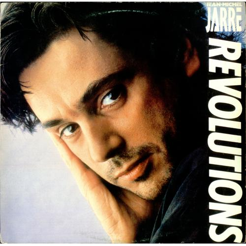 Vinil Amp Cd Jean Michel Jarre Revolutions