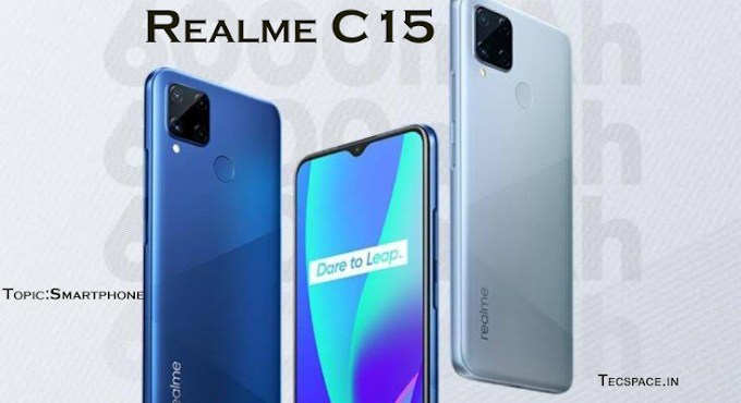 Realme C15 With 6000 MAh Battery wiil launch on 28 July