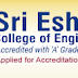 Sri Eshwar College of Engineering, Coimbatore, Wanted Teaching Faculty Plus Non-Faculty