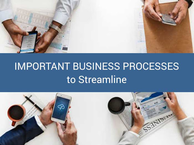 Five Important Business Processes to Streamline: eAskme.com