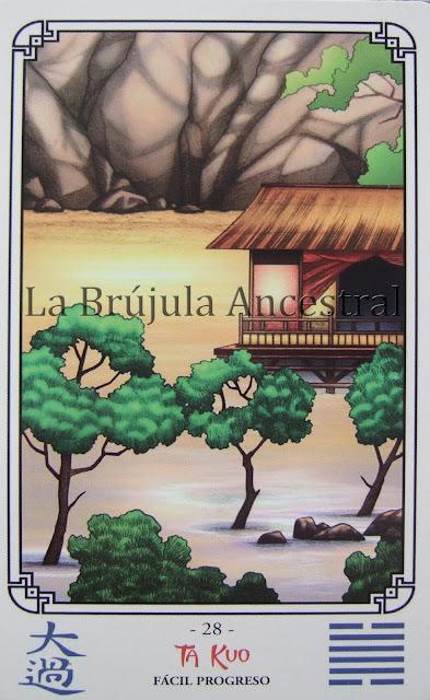 l Oráculo del I Ching (28) Fácil Progreso