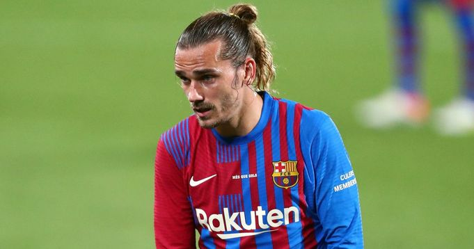 Barcelona attacking midfielder Griezmann has no intention of leaving