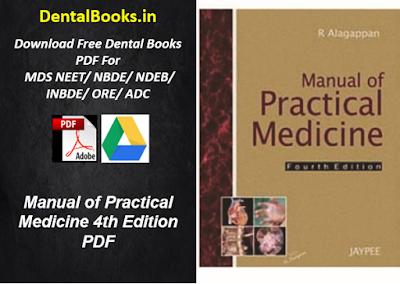Manual of Practical Medicine 4th Edition PDF Download