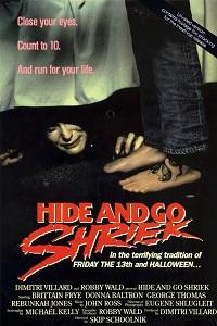 Watch Hide and Go Shriek Online Free in HD