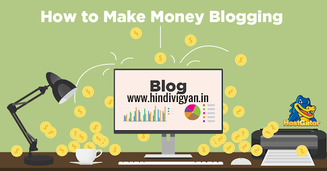 How to make money from blogging? 5 ways to earn money from a blog