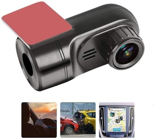 Bonvenon Mini USB Dash Cam Car Camera Review