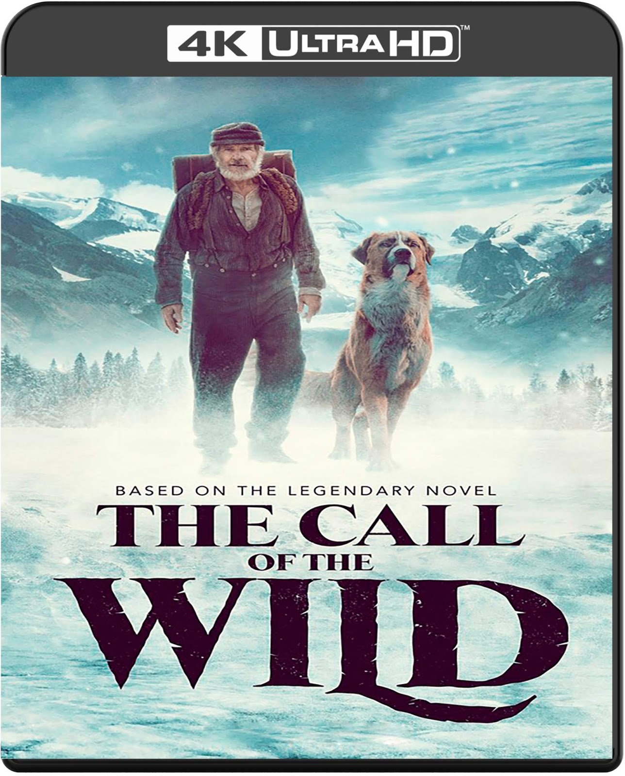 The Call of the Wild [2020] [UHD] [2160p] [Latino]