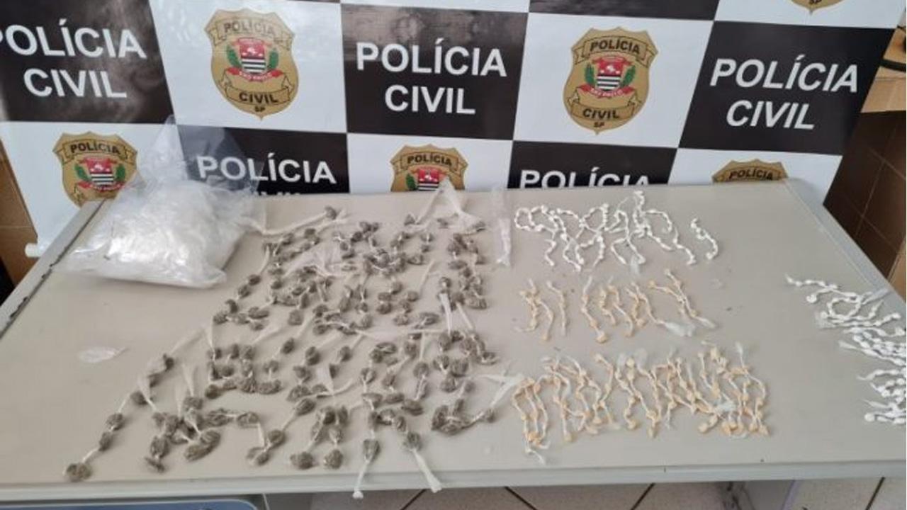 Traficante é enganado por policial infiltrado e cão farejador completa o serviço encontrando muita droga em Botucatu