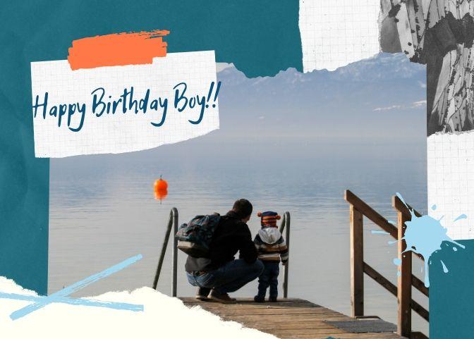 Happy Birthday Male Friend