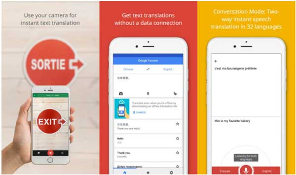 Best Language Translation Applications For iPad And iPhone