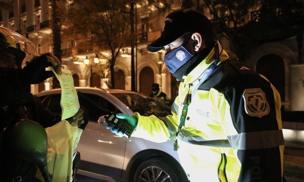 Μάσκα στο αυτοκίνητο με SMS: Πότε «πέφτει» το 300άρι