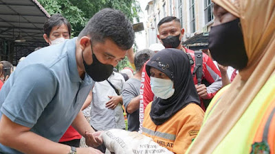 SIMAK, Kota Medan Akan Turun Level PPKM, Asalkan Warga Lakukan Hal Ini