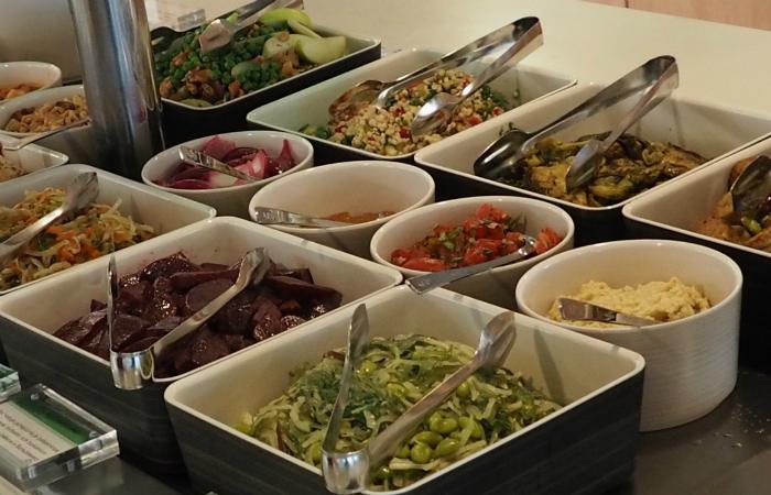 grande buffet baltic princessillä - www.ladyofthemess.fi