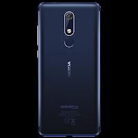 Nokia 5.1 (rear)