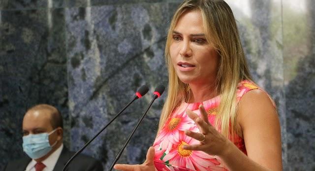 A deputada federal Celina Leão cresce na bolsa de apostas como candidata a vice de Ibaneis em 2022