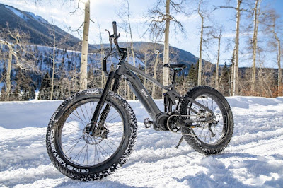 Jeep says, Quietkat claims that it is the best mountain bike in the world