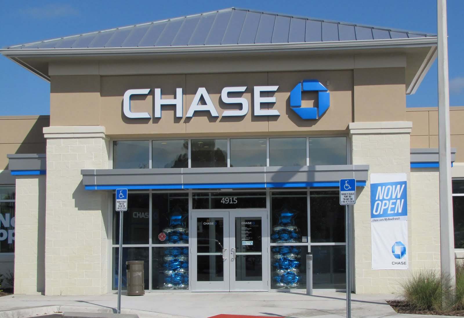 Party People Event Decorating Company Chase Bank Grand