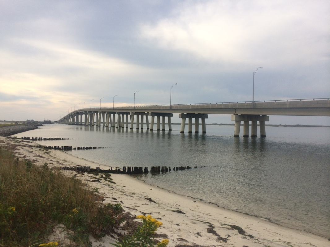 The Ponquogue Bridge