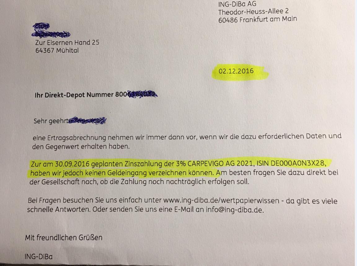 rolf´s Carpevigo Blog: Dieses Dokument (Urkunde) von ING Diba zu ...