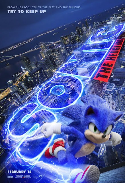 Brand new Sonic The Hedgehog trailer debuts