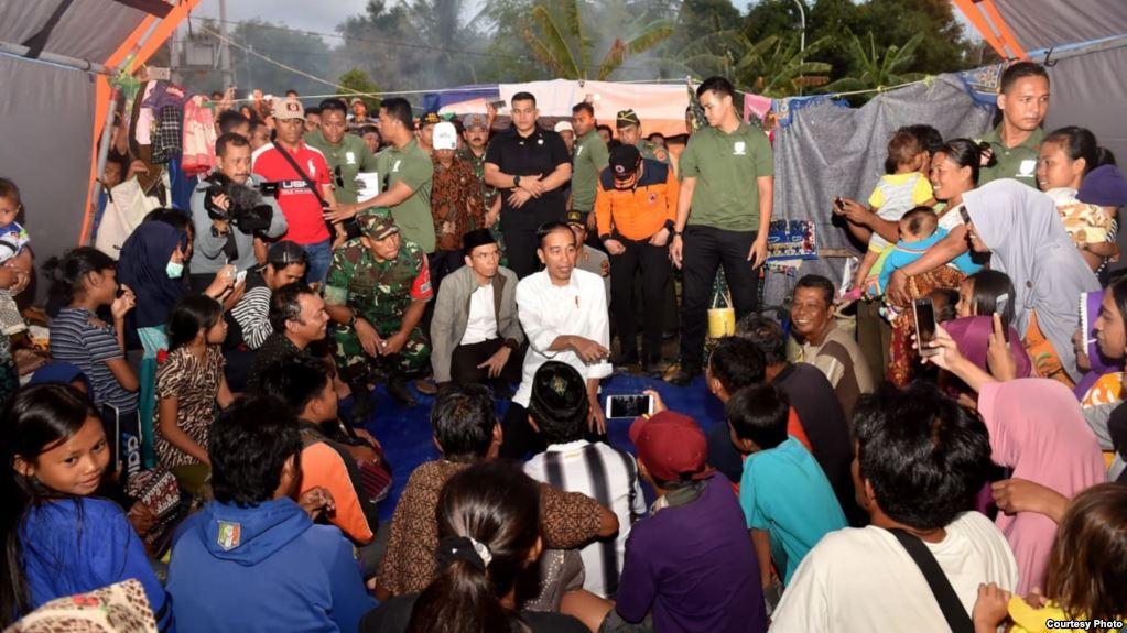 Enam Bulan Berlalu, Ini Permintaan Korban Gempa Lombok Kepada Jokowi
