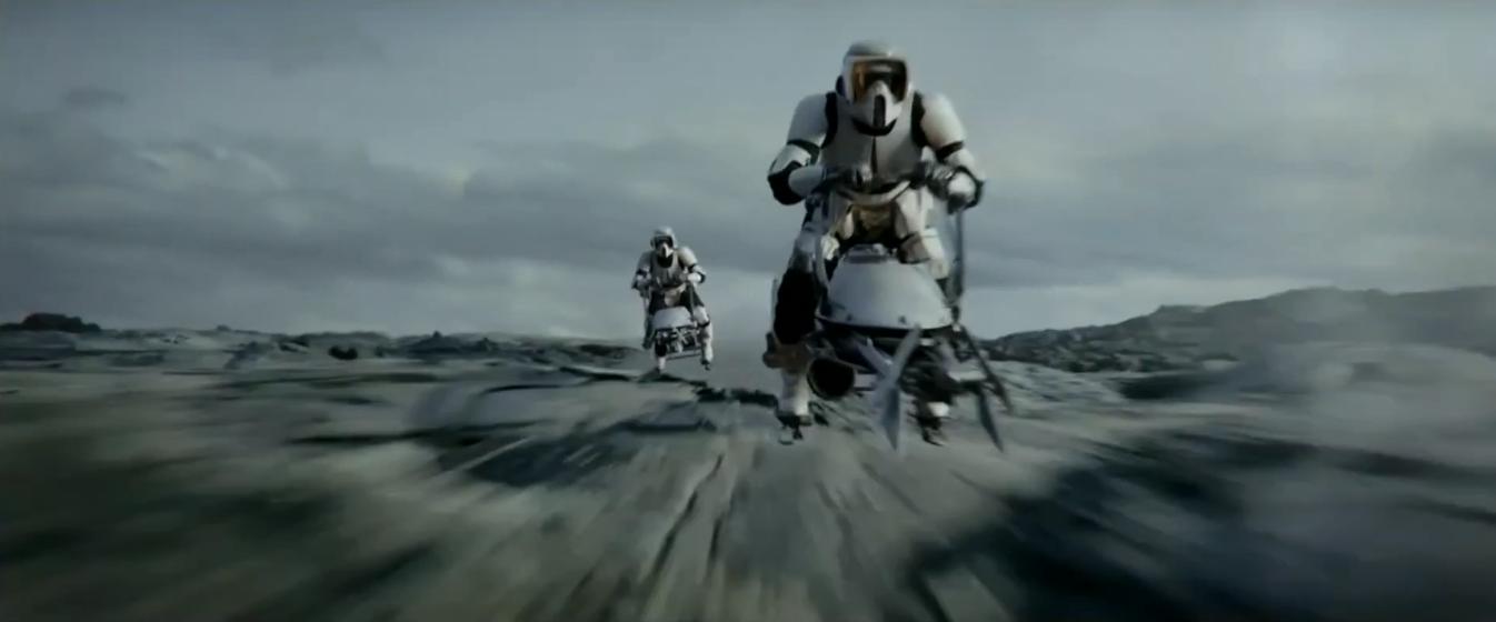 """Képtalálat a következőre: """"mandalorian trailer scout trooper"""""""