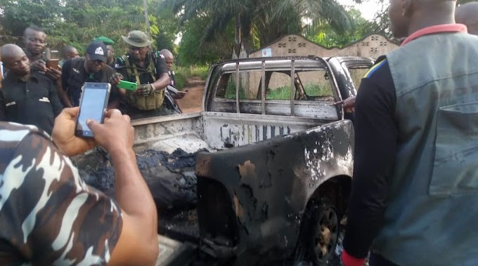 HOW  IPOB KILLED  ASSISTANT COMMISSIONER OF POLICE AND SARS COMMANDER
