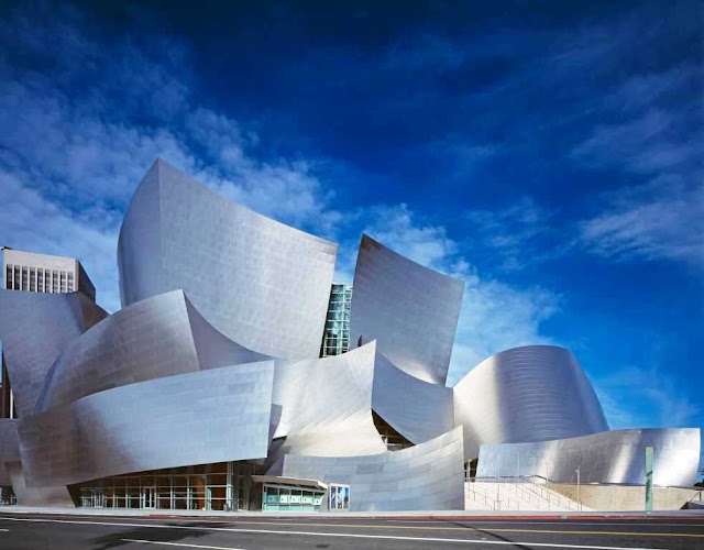 02.Walt Disney Concert Hall