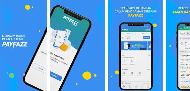 Aplikasi Payfazz Android