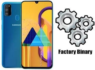 روم كومبنيشن Samsung Galaxy M30s SM-M307F