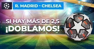 Paston promo champions Real Madrid vs Chelsea 27-4-2021