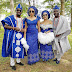 Photos Of AY Comedian and His Family At Brother, Yomi Casual's Wedding