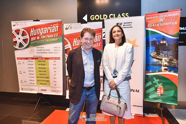 GSC Hungary Film Festival 2019 at Pavilion KL | Hungarian 2019 Film Fiesta 2.0 in Malaysia