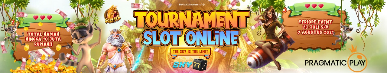 Sky77 Tournament The Sky Is The Limit