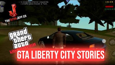 GTA Liberty City Stories apk android
