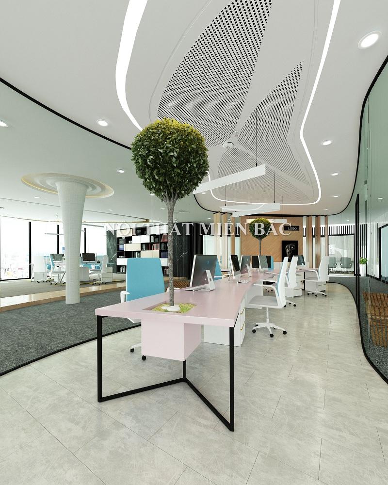 Những chiếc ghế xoay văn phòng với kiểu dáng thiết kế ấn tượng chắc chắn sẽ đảm bảo cho không gian nét đẹp tinh tế