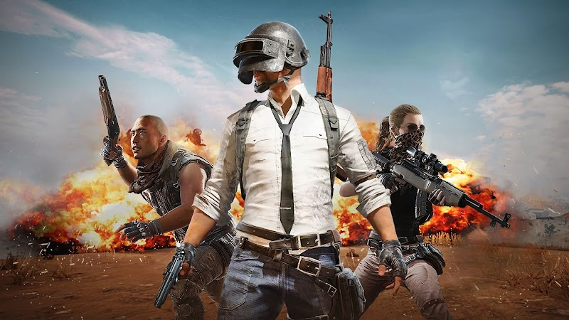 PUBG Infinity Battlefield Ops Online Game Free Play