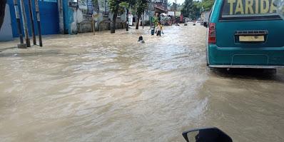 Banjir Medan Utara