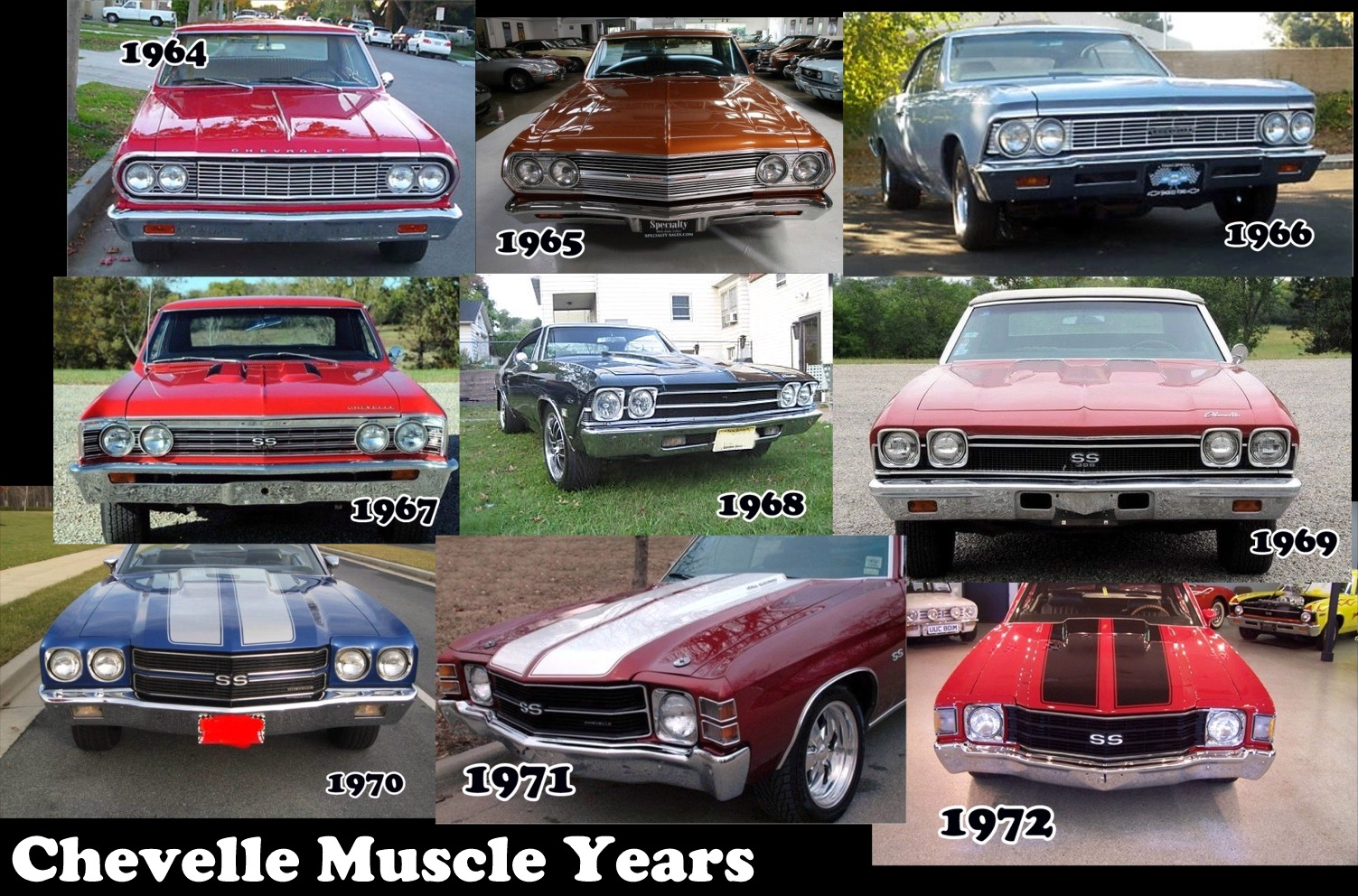 All Chevy all chevy muscle cars : muscle car pictures: 2012