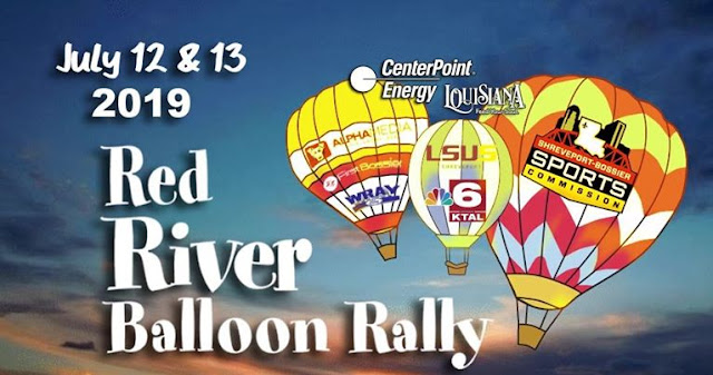 Red River Ballon Rally Festival set to take off