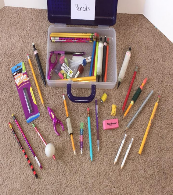 Create a themed occupational therapy activity toolkit to address handwriting and pencil grips to address common handwriting issues in pediatric occupational therapy.