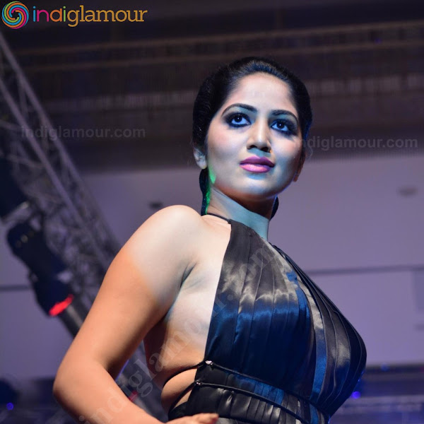 Kalyani latest hot photos from Kerala Fashion League